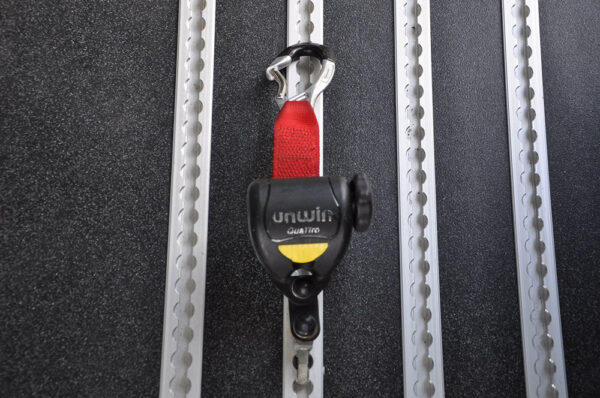Brugt Unwind Quattro kørestolsbespænding-AutoA